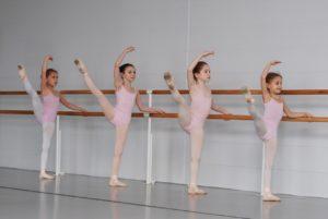 バレエはお受験向きな習い事